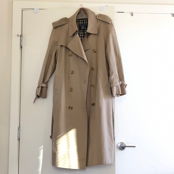 10e0d4731485 Burberry Jackets & Coats | Vintage Womens Trench Coat | Poshmark
